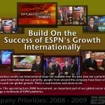 ESPN 2008: Int'l Priority
