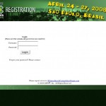 X Reg: Brasil 2008