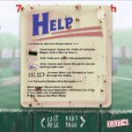 Help Screen
