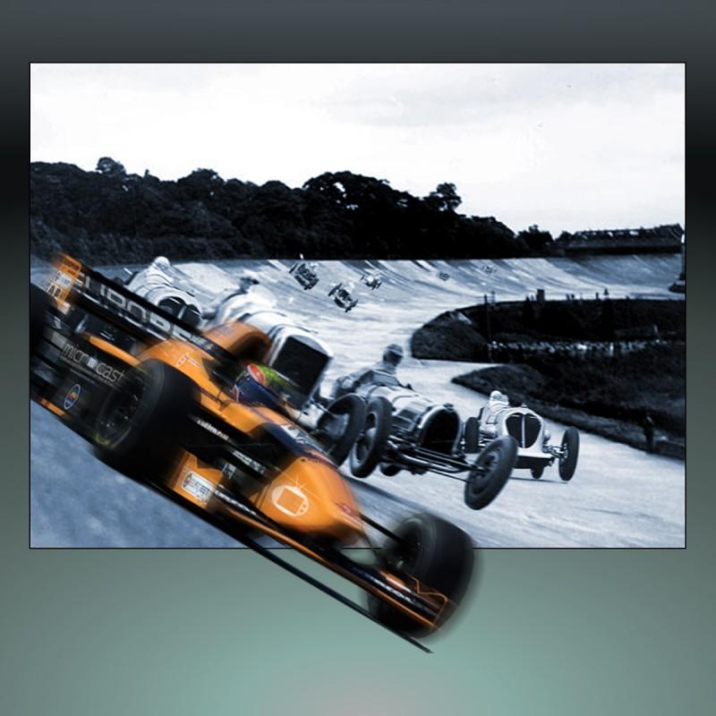 Image Design: The Race