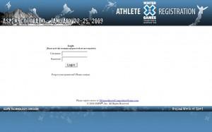 X Reg: Aspen 2009