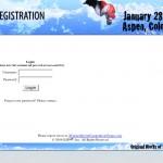 X Reg: Aspen 2010