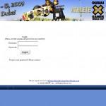X Reg: Dubai 2008