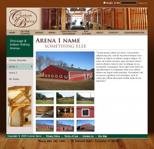Arena's Page