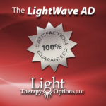 Box Label for the LightWave AD (Age Defying) LED Bulb